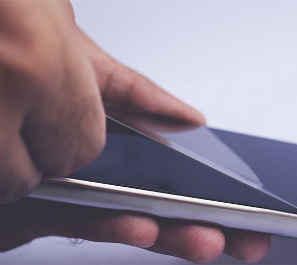 Film de protection écran smartphone