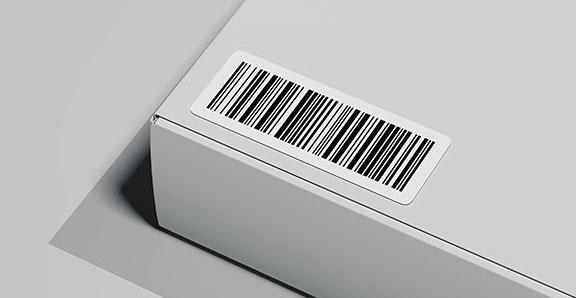 étiquette code barre 1D