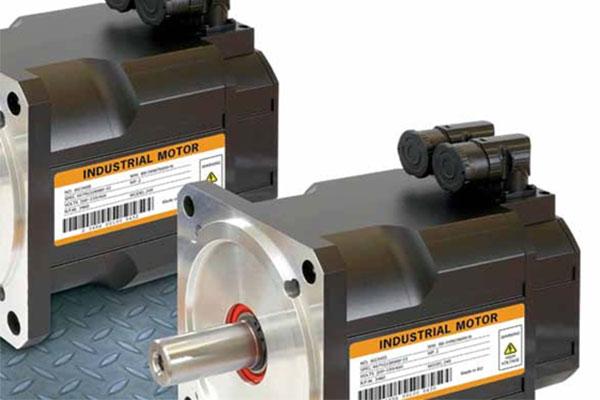 étiquette industrielle plaque de firme