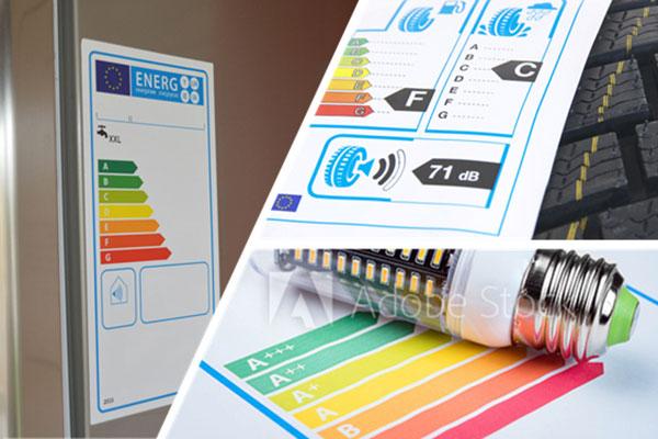 étiquette valeur énergétique
