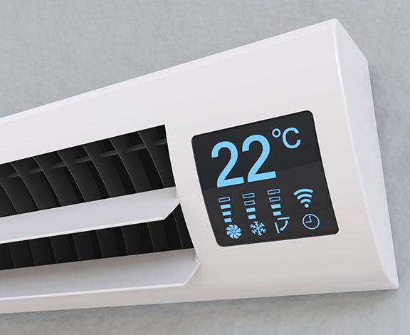 filtre afficheur chauffage