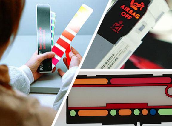 filtre afficheur industriel