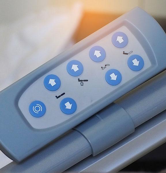 marquage médical télécommande