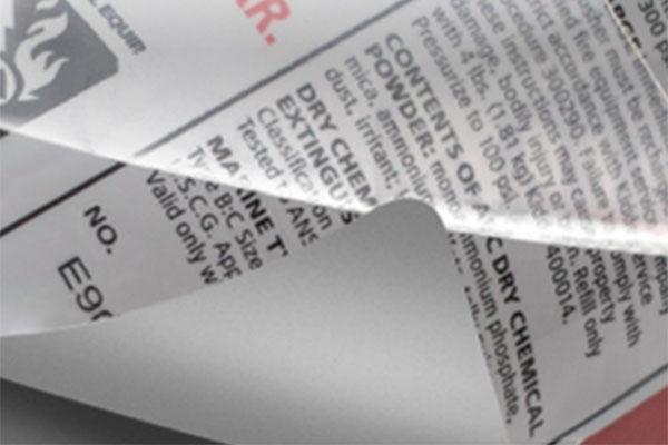 plaque de firme film protection